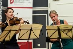 Klarinettenquintett von Brahms, op. 115
