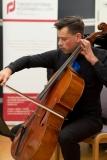 Uraufführung der Sonate für Cello und Klavier von Dr. Wolfram Graf