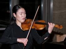 2019, Naomi Honda im Preisträgerkonzert, Violine