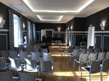 Historischer Festsaal im Alten Rathaus Rehau