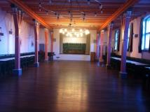 Gemeindesaal der Christuskirche Hof
