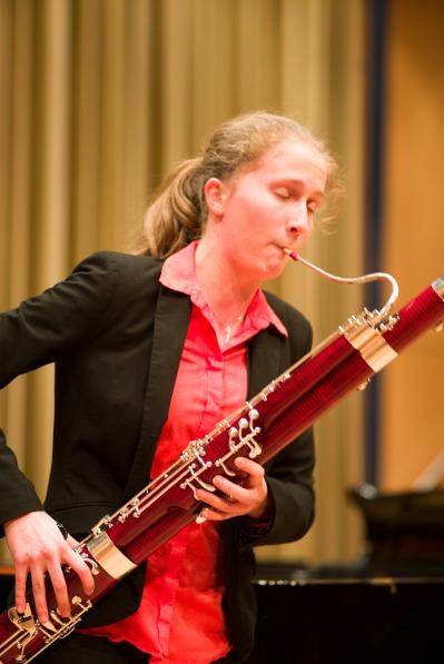 Florestan und Eusebius-Preisträgerin 2015, Anna Ernst, Fagott