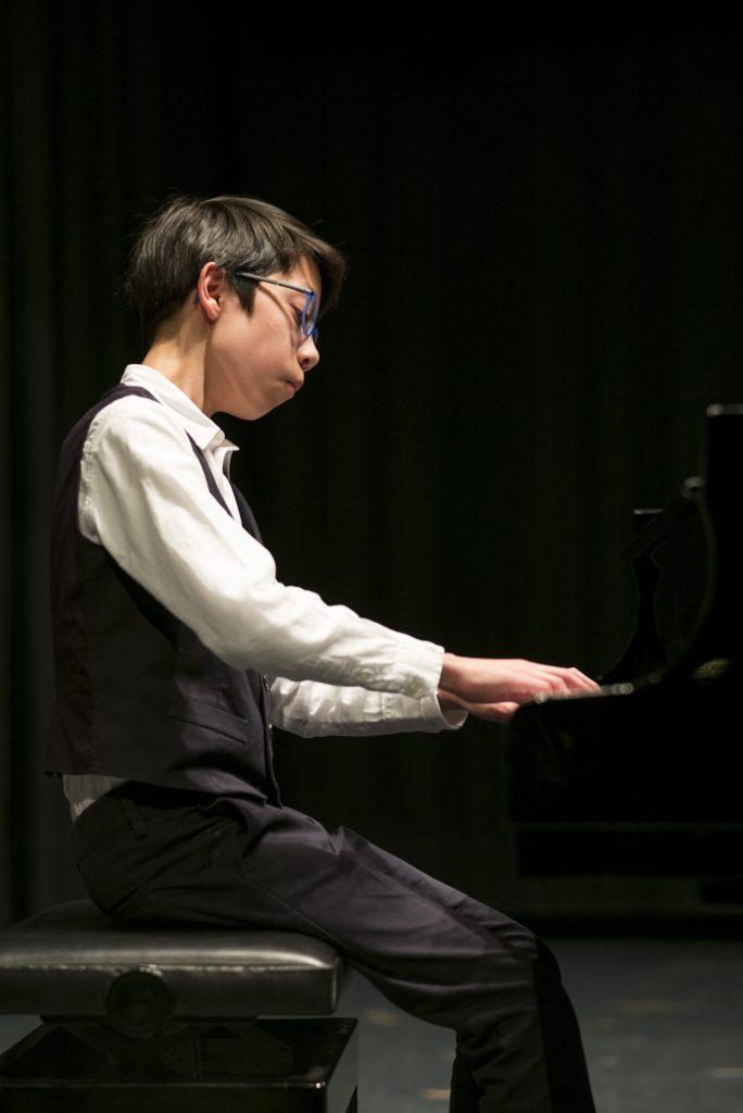 Florestan und Eusebius-Preisträger 2017, Jonah Petrahn, Klavier solo
