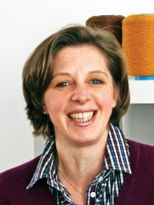 Geschäftsführerin Barbara Sprinzl
