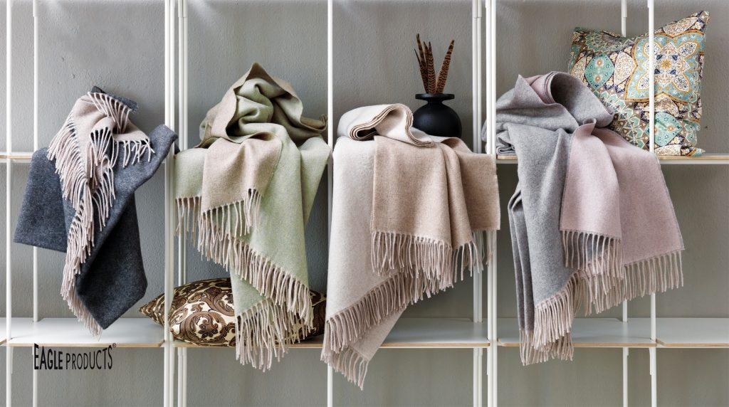 Schals, Tücher, Decken und Plaids der Firma Eagle Products