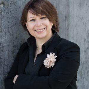 Susanne Dick, Geschäftsführerin AS-Bau