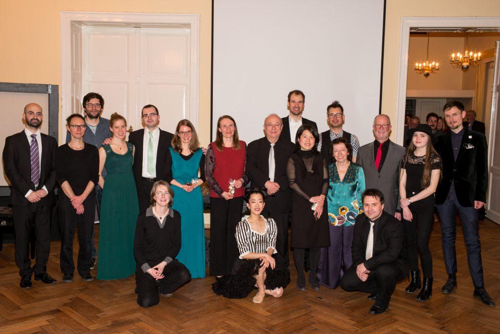 """Zahlreiche Künstler ohne Grenzen vereinten das """"Kaleidoskop-Konzert"""" am 1. März 2019."""